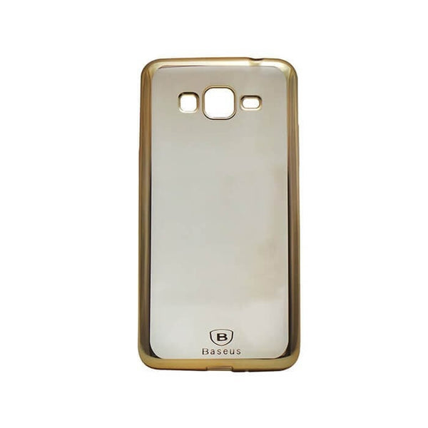 Samsung Galaxy Grand Prime G530 Mobile Back Case Golden