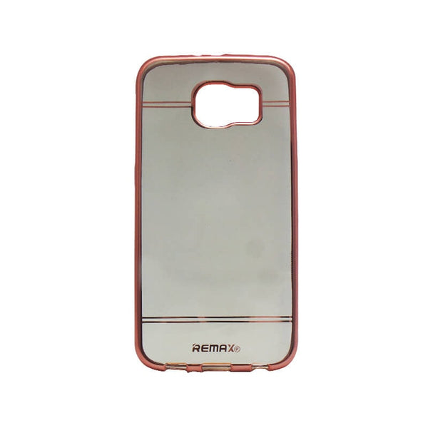 Samsung Galaxy S6 Mobile Back Case Dusty Rose Colour