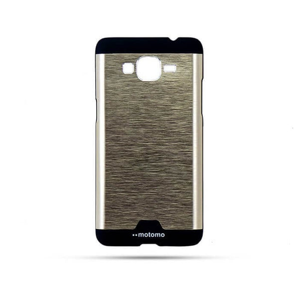 Samsung Galaxy Grand Prime G530 Mobile Metal Back Case Golden