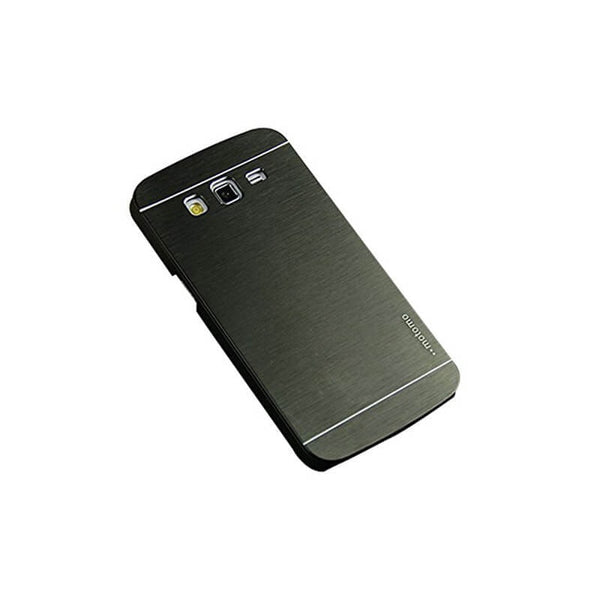 Samsung Galaxy Grand Prime G530 Mobile Metal Back Case Black