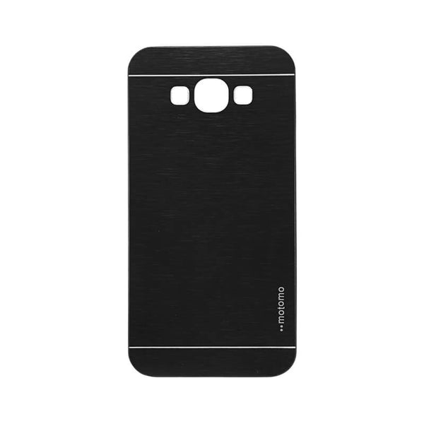 Samsung Galaxy A8 Mobile Metal Back Case Black