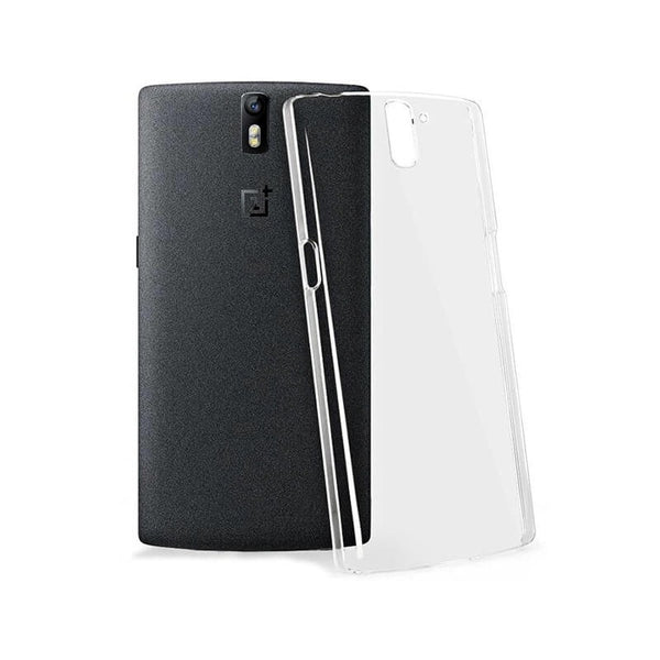One Plus Two  Mobile Transparent Back Case