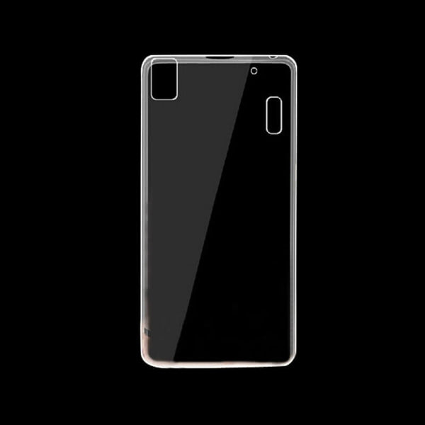 Lenovo A7000/K3 Note Mobile Transparent Back Case