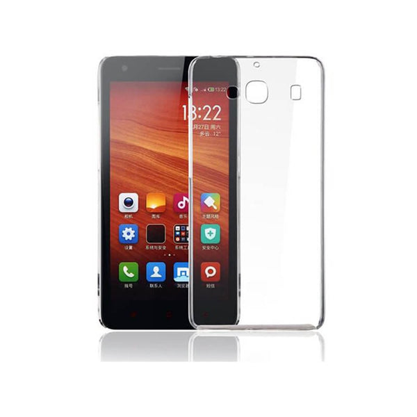 Xiaomi Mi 2S Mobile Transparent Back Case