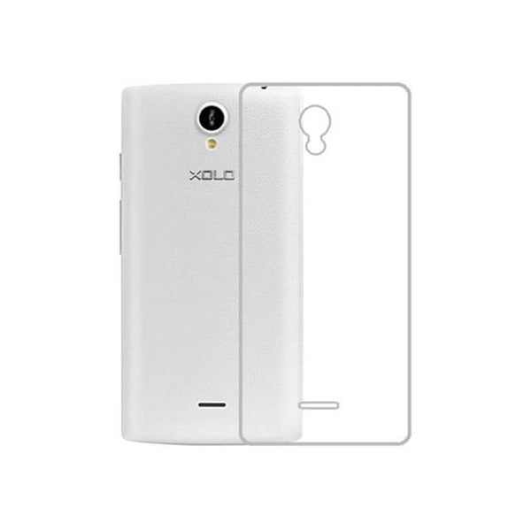 Xolo One Hd Mobile Transparent Back Case