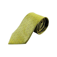 Mayo Design Tie Golden
