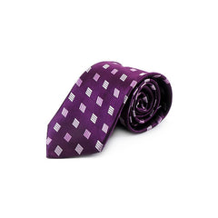 Mayo Design Tie purple