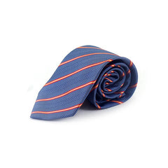 Mayo Design Tie blue & red lining