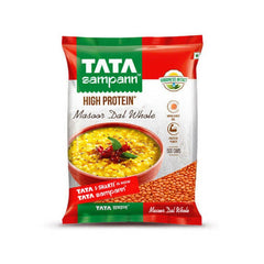 Tata Sampann Masoor Malka / masoor dal whole