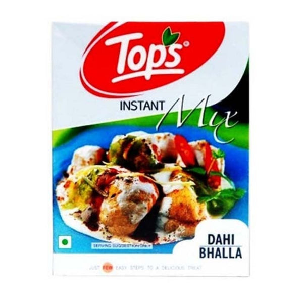 Tops Instant Dahi Bhalla Mix 200 Gm
