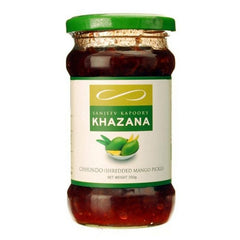 Sanjeev Kapoor Khazana Pickle Chhundo (Shredded Mango) 350 Gm