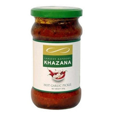 Sanjeev Kapoor Khazana Pickle Hot Garlic