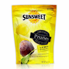 Sunsweet Prunes Lemon