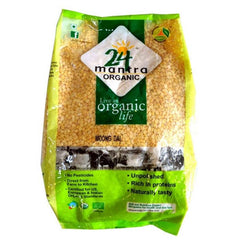 24 Lm Organic Moong Dal - BazaarCart Best Online Grocery Store