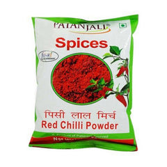 Ramdev Patanjali Red Chilli / Lal Mirch Powder