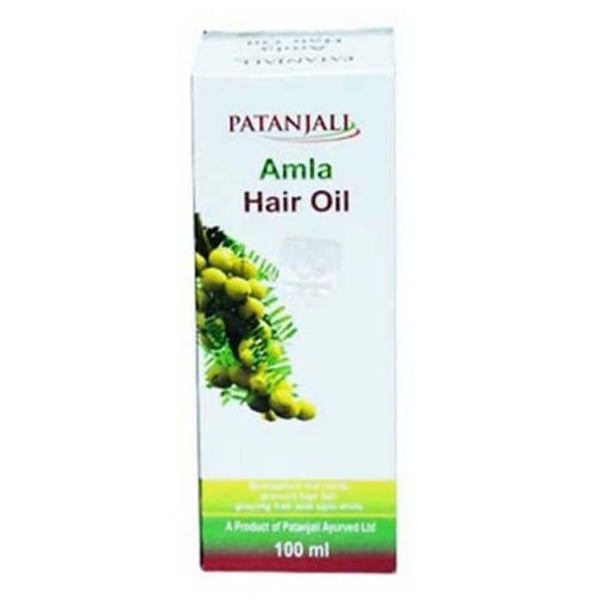 Ramdev Patanjali Amla Hair Oil 100 Ml