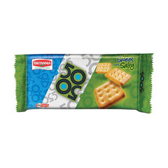 Britannia 50-50 Sweety Salty Biscuit 100 Gm