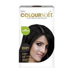 Godrej Colour Soft Natural Black 1