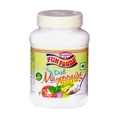 Funfoods Diet Eggless Mayonnaise