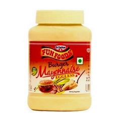 Funfoods Burger Mayonnaise 275 Gm