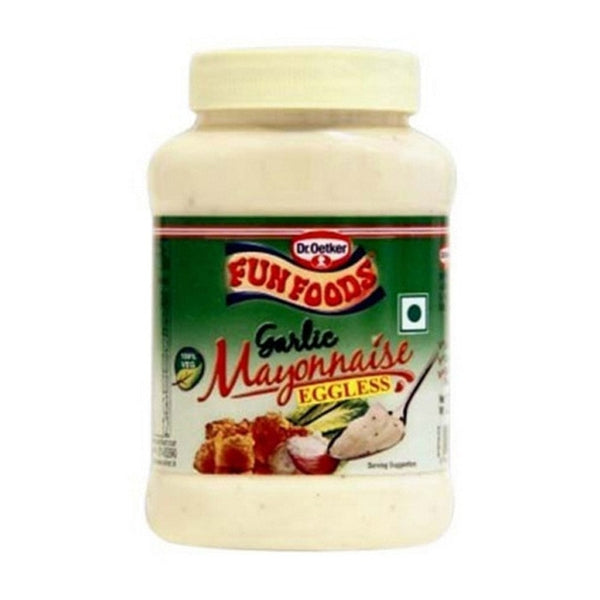 Funfoods Garlic Mayonnaise