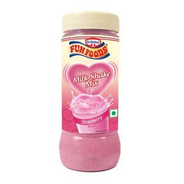 Funfoods Strawberry Milk Shake