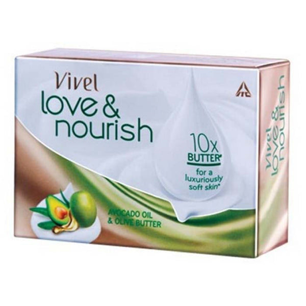 Vivel Love & Nourish Avocado Oil & Olive Butter
