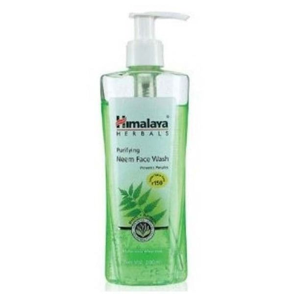 Himalaya Herbals Purifying Neem Face Wash 100 Mls