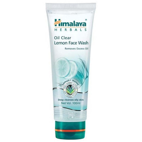Himalaya Herbals Oil Clear Lemon Face Wash
