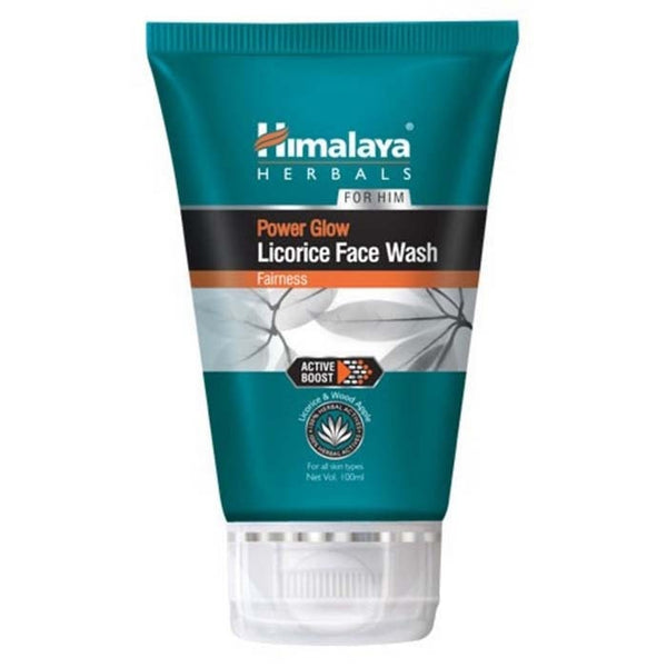 Himalaya Herbals Power Glow Licorice Face Wash
