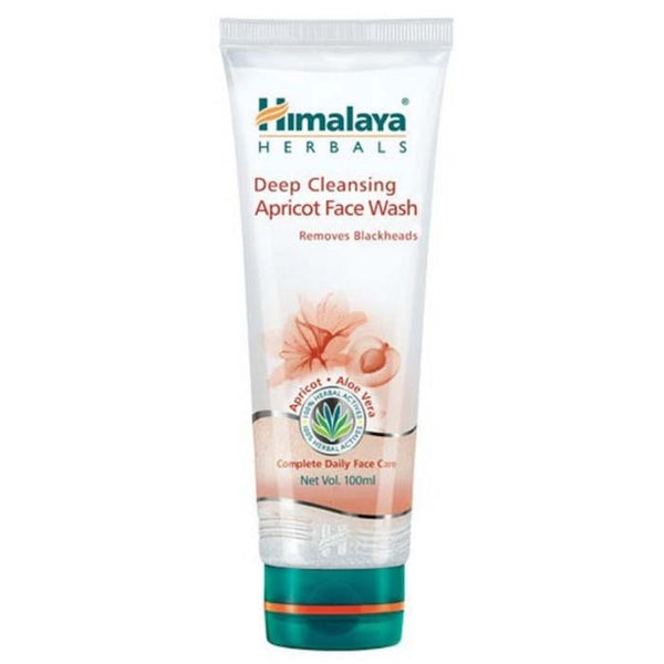 Himalaya Herbals Deep Cleansing Apricot Face Wash