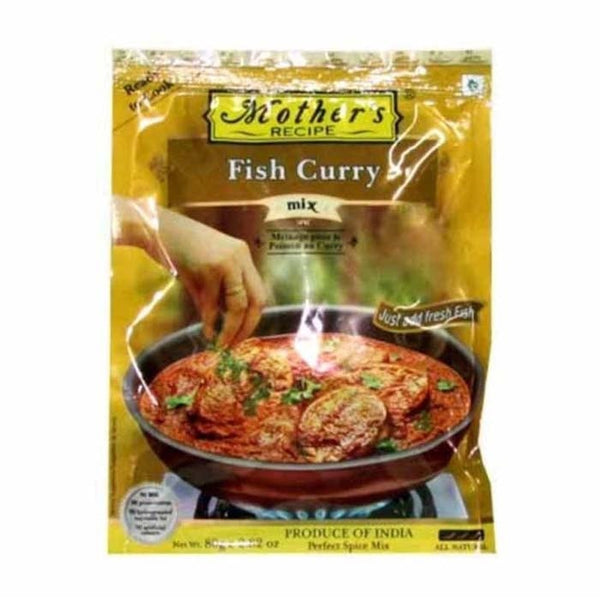 Mothers Recipe Fish Curry Mix 80 Gm
