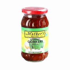 Mothers Recipe Gujarati Gorkheri Pickle 500 Gm