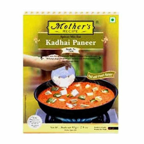 Mothers Recipe Kadhai Paneer Mix
