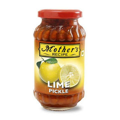 Mothers Recipe Lime Pickle Jar 400 Gm