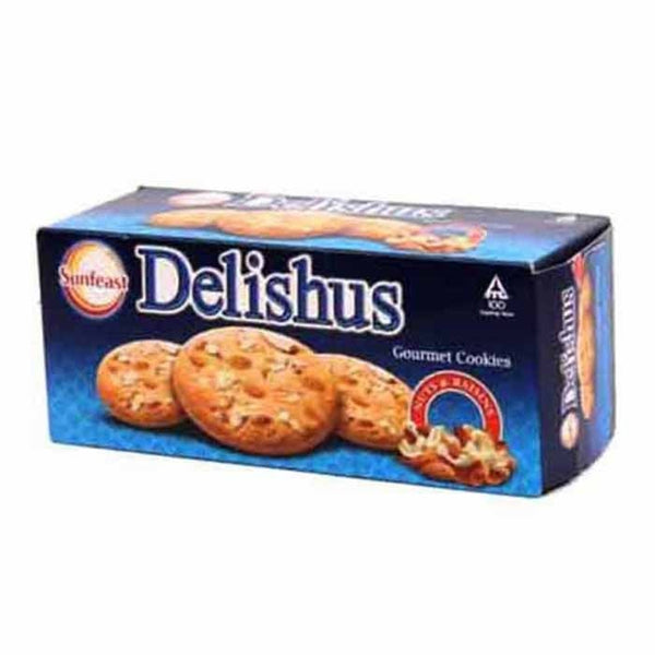 Sunfeast Delishus Nuts & Raisins