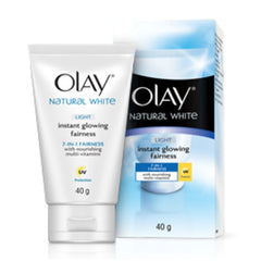 Olay Natural White 7 In 1 Instant Uv Protection Cream 40 Gm