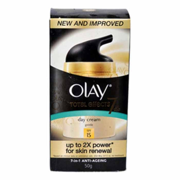 Olay Total Effect 7 In 1 Day Cream Gentle Spf 15
