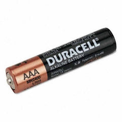 Duracell AAA 1.5 V Alkaline Battery 4 Pcss