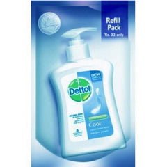 Dettol Sensitive Handwash Pouch 215 Ml