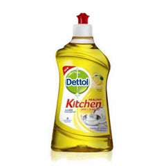 Dettol Healthy Kitchen Lemon Fresh 400 Ml