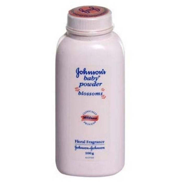 Johnson & Johnson Blossoms Floral Fragrance Baby Powder