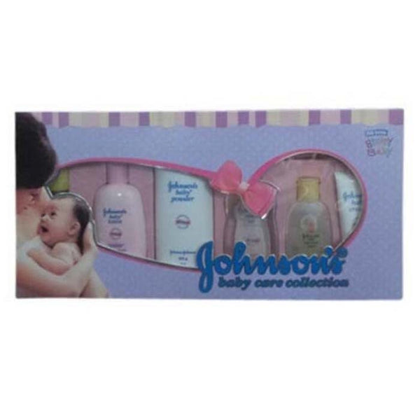 Johnson & Johnson Baby Care Gift Box Rs.501