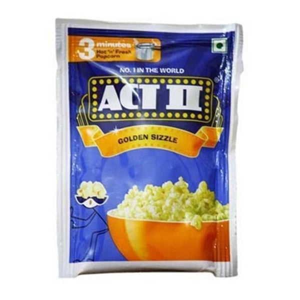 Act ll Golden Sizzle Popcorn