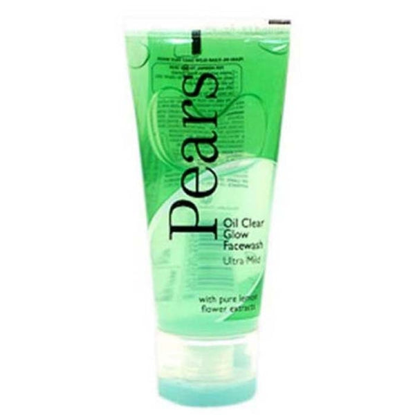 Pears Oil Clear Glow Facewash