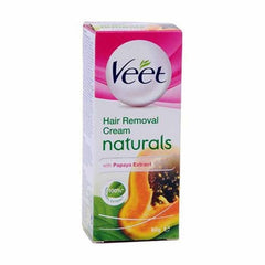 Veet Full Body Waxing Kit Almond Oil And Vitamin E For Sensitive Skin 20 Wax Strips