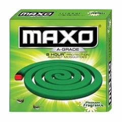 Maxo A-Grade Pleasant Fragrance Coil 8 Hours Protection