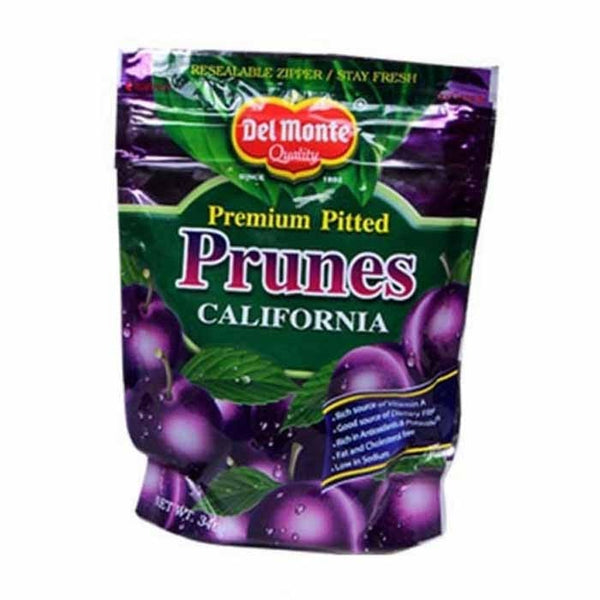 Delmonte Premium Pitted California Prunes