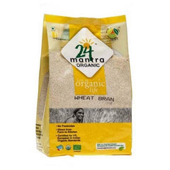 24 Letter Mantra Organic Wheat Bran Rice - BazaarCart Best Online Grocery Store