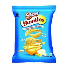Bingo Yumitos International Cream & Onion